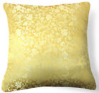 BL107a All Gold Dragon Rayon Brocade Cushion Cover/Pillow Case*Custom Size