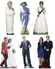 Royal Family Queen Elizabeth Cutout Lifesize Cardboard Standee Cutouts Standup
