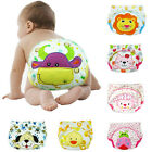 1pc Baby Girl Boy Pee Potty Training Pants Washable Cloth Diaper Nappy Underwear