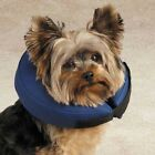 Dog Pet Puppy Total Pet Health Soft Inflatable Elizabethan Collar Medical Vet