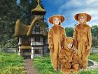 Teddy Bear fancy dress up Book Week BNIP 4-12yrs Carnival Costume Goldilocks DLX