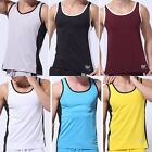 NEW Athletic Man Men Sport Sleeveless Tops Tank Vest GYM T-Shirt Fit Size S M L