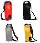 Waterproof Dry Bag Carry Bag Shoulder Bag For CANOE KAYAK SAILING CAMPING 5-30L