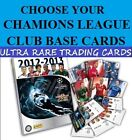 Choose Your ADRENALYN CHAMPIONS LEAGUE 2012 2013 Club Base Cards 12/13