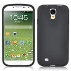 TRIXES Protective Soft Silicone Rubber Case Cover Protector for Samsung S4
