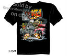 Rat Fink Tshirt Junk Yard Kid Hot Rod Clothes Big Daddy T Tee Sz M L XL 2XL 3XL