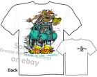 I'm Bad Rat Fink Tshirt 48-53 Anglia Ed Big Daddy Roth Apparel Sz M L XL 2XL 3XL