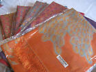 """Decoratively Patterned Pashmina [72"""" x 28.5""""] - Assorted Colours & FREE SCARF!"""
