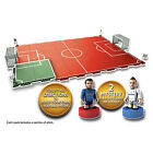 Topps Minis Sports Stars Football Collect and Build Pitch Pack  - inc 2 figures