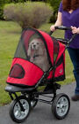 PetGear AT3 GENERATION 2 ALL TERRAIN Dog Pet Stroller  Holds to 60 lbs.
