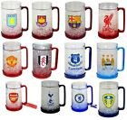 OFFICIAL FOOTBALL TEAM - FREEZER ICE MUG TANKARD BEER DRINKS PINT - GIFT XMAS