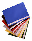 A4 Quality Project Presentation Document Report Files Folders 2 Prong  BLUE