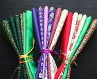 Bundles Christmas Fabric.6 Fat Quarters in Each Bundle. Quilting, Bunting,Crafts
