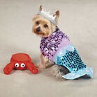 Casual Canine  GLIM MERMAID  Dog Pet Halloween Costume