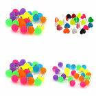 Fashion 12Pairs Mixed Colors Jewellery  Lots Ball/Heart Ear Stud Earring