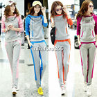 New Ladies Fashion Women Leisure Sport Suit Causal Slim  Sportswear Hot
