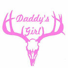 Daddy's Girl Baby Room Wall Decor M2M Pink Camo Realtree Nursery Removable Wall
