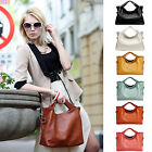 2013 Hot New Women lady Genuine Leather Tote Shoulder Messenger Handbag Hobo Bag