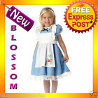 CK58 Lil Alice In Wonderland Toddler Girls Fancy Dress Up Halloween Costume