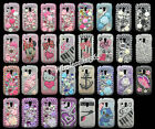 Diamond Crystal Gem Bling Pearl Hard Case Cover For Samsung Galaxy S3 Mini i8190