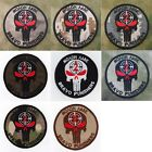 DEVGRU NSWDG SEAL TEAM BRAVO TWO PUNISHERS Sparta Morale Embroidery Patch