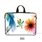 """Laptop Bag Sleeve Case w. Hidden Handle Fit Dell Acer Asus 15 inch 15.4"""" 15.6"""""""