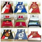 Official Football Club Single and Double FC Duvet Cover Bedding Sets