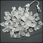 P13 Whoelsale Price Clear White Soft Rubber Back Stopper Earrings Findings 4mm