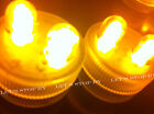 25 SUPER Bright Dual LED Tea Light Submersible Floralyte Party Wedding Decorate