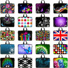 """Laptop Sleeve Case Bag  w. Hidden Handle Fit Asus Dell Toshiba Acer 17"""" 17.3"""""""