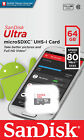 SanDisk Mobile Ultra Class10 64GB microSD micro SDXC UHS-I U1 Flash Memory Card
