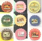 (A-C Scent Choices) Yankee Candle TARTS WAX MELTS Potpourri Tart VARIETY (A - C)