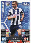 Match Attax 13/14 West Bromwich Albion & West Ham Cards Pick Your Own From List