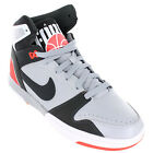 NIKE MACH FORCE MID Mens Basketball Shoes NEW - 525312 061 - Grey / Anthracite