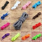 """Round Shoelaces 4mm 46""""L Sneakers/Shoes/Boots/Trainers Strings Laces Bootlaces"""