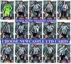 MATCH ATTAX 13 14 Choose Your NEWCASTLE UNITED Individual Base Cards 2013 2014