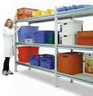 NEW Heavy Duty Industrial Longspan Storage Shelving / Racking - Various Lengths