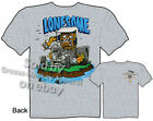 Ed Roth T Shirt Lonesome T Bucket Rat Fink Tee Big Daddy Sz M L XL 2XL 3XL