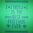 womens ugly festivus for the rest of us sweater christmas funny party t shirt