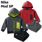 INFANTS TODDLERS CHILD NIKE MOD SP BRUSHED FLEECE TWO PIECE FULL SUIT TRACKSUIT