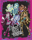 Poster Monster High - Gruppe