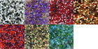 25g Japanese Miyuki 8/0 seed bead mix - choice of colour mixes