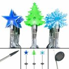 8pk Westinghouse Solar LED Pathway Lights Christmas Holiday Winter Garden Yard