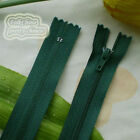 23cm Nylon Closed End Zips/Zippers Sewing Z13