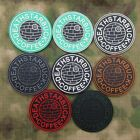 Starbucks Coffee Star Wars Death Star Buck Tactical Morale 3D PVC Patch $6.49 CAD