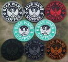 Starbucks Coffee STAR WARS Princess Leia Organa Tactical Morale 3D PVC Patch $6.49 CAD