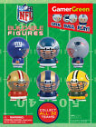 (1)  NFL BUILDABLE MINI FIGURE FOOTBALL PICK YOUR TEAM FULLY ASSEMBLED $1.9 USD on eBay