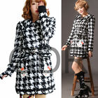 SWEET PUNK Lolita RABBIT POCKET 81130 White LONG JACKET COAT S-L
