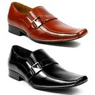 Delli Aldo Mens Loafers Dress Classic Shoes w/ Leather lining M-19231