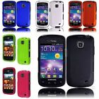 For Samsung illusion I110 Samsung Galaxy Proclaim S720C Rubberized Case Cover